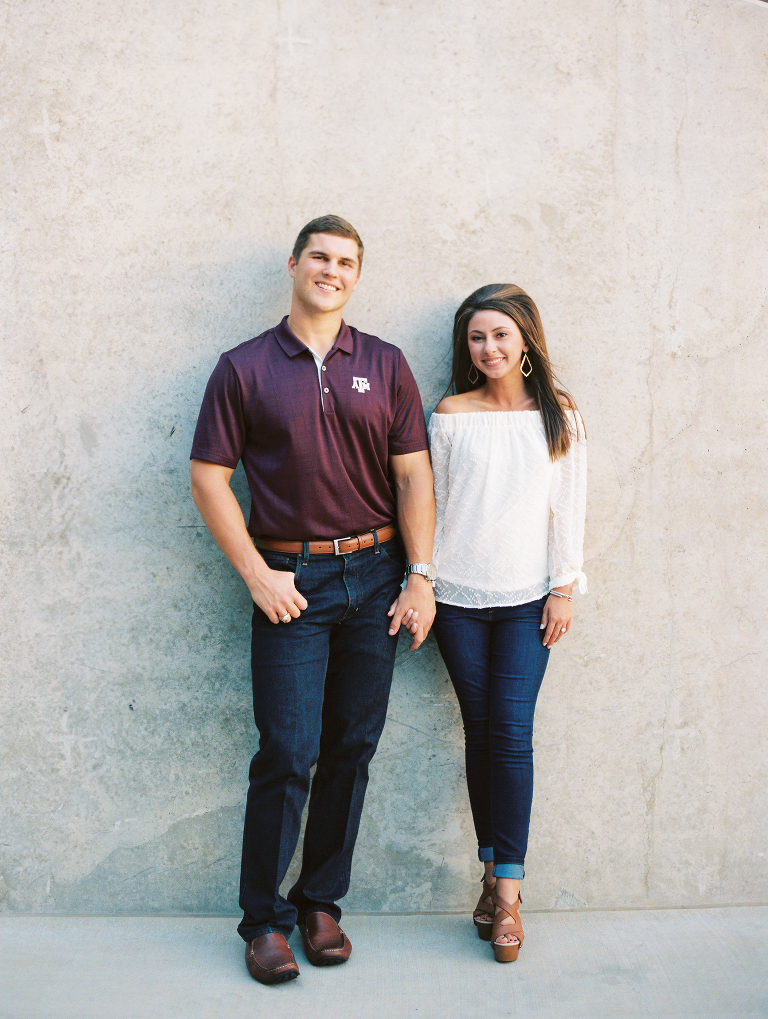 Texas A&M Engagement01