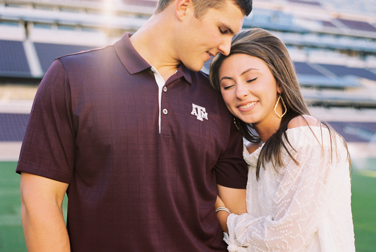 Texas A&M Engagement05