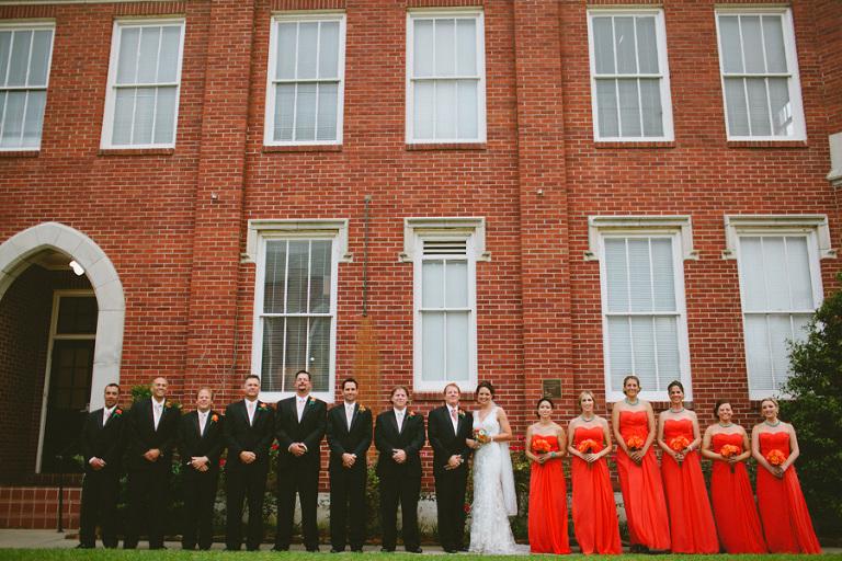 The Lyceum Galveston Wedding Ryan Price Photography
